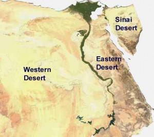 Deserts Our Egypt - All deserts